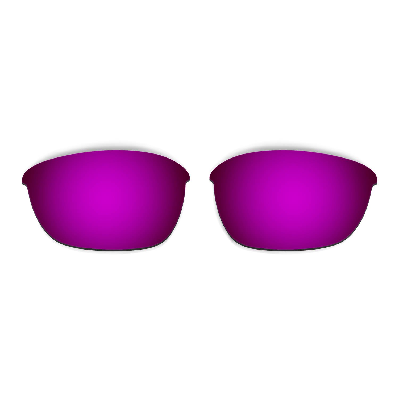 HKUCO Titanium/Transition/Photochromic Polarized Replacement Lenses For Oakley Half Jacket 2.0 Sunglasses eXcA0z