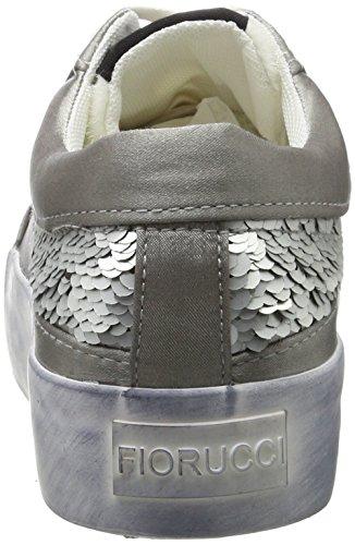 Argento Fead016 Sneaker Donna Silver Fiorucci Silver CFqtxqw