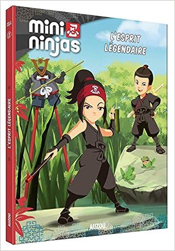 Mini Ninjas : Lesprit légendaire: Amazon.es: Katherine ...