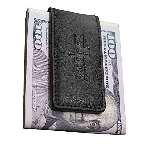 - Magnetic Money Clip Wallets for Men - Mens Leather Money Clips - Cash Holder