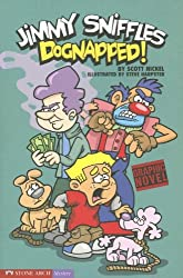 Dognapped!: Jimmy Sniffles (Graphic Sparks)