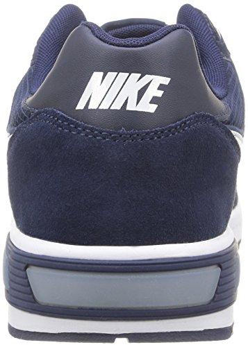 Nike Nightgazer - Zapatillas unisex Azul Marino / Blanco