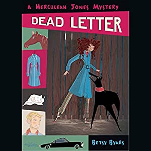 The Dead Letter Audiobook