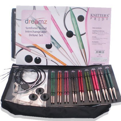 Knitter's Pride Dreamz Interchangeable Needle Set