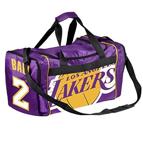 (Los Angeles Lakers Lonzo Ball #2 Core Duffel)