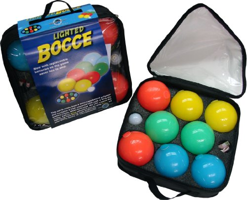 Water Sports Lighted Bocce Set product image