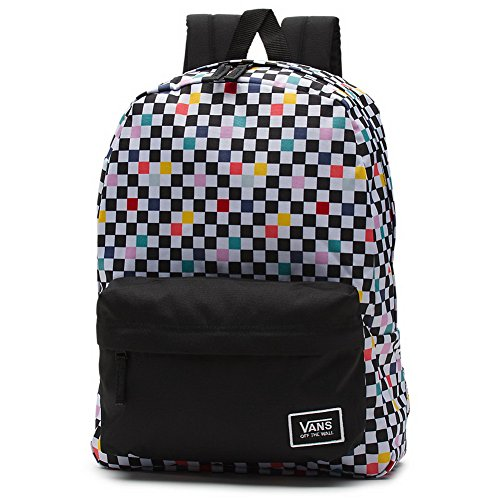 Vans womens REALM CLASSIC BACKPACK VN-A34G7RHP - PARTY CHECKER