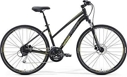 Merida Crossway 100 28 pulgadas Cross Bike Mujer Negro (2016), 57: Amazon.es: Deportes y aire libre