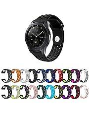 Pulseira Sport Para Samsung Galaxy Watch Active 40mm - Gear S2 Classic - Gear Sport R600 - Galaxy Watch 42mm - Amazfit Bip - Marca Ltimports