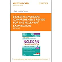 Amazon printed access code professional test preparation books saunders comprehensive review for the nclex rn examination elsevier ebook evolve retail fandeluxe Image collections