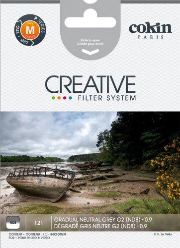 (Cokin P-Series  Graduated ND Grey G2 Filter )