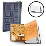 Underground Toys Doctor Who Journal - Mini Dr. Who Weeping Angel & River Song Diary, 3.5 x 5.5