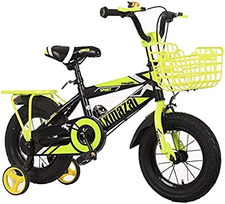 Oanzryybz Bicicletas niños de 2-9 años, for niños Bicycl, e Bici ...