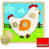 Goula 53066 - Puzzle - Poule