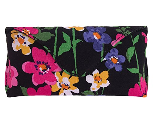 Vera Bradley Sunglass / Eyeglass Case in Wildflower Garden