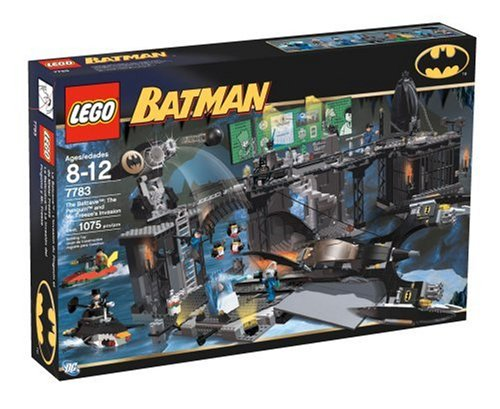[LEGO Batman - The Batcave: The Penguin and Mr. Freeze's Invasion] (Freeze Man Costume)