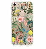 iphone 6 case rifle paper company - Rifle Paper Co Herb Garden iPhone 8, 7 and iPhone 6 Compatible Phone Case Cover