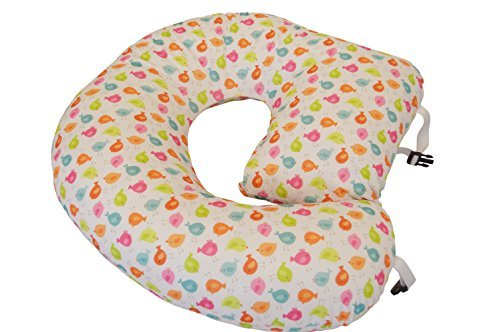 One Z PLUS Nursing Pillow - Plus Size nursing pillow (Waterproof Birdies)