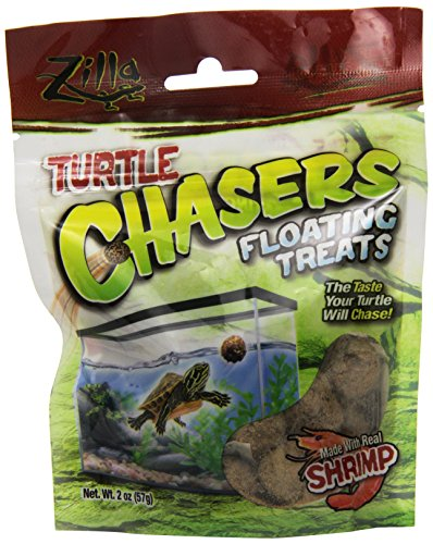 Zilla Turtle Chasers Aquatic Turtle Treats