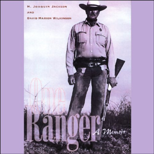 One Ranger: A Memoir Audiobook [Free Download by Trial] thumbnail