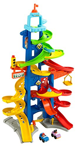 Fisher-Price Little People City Skyway image