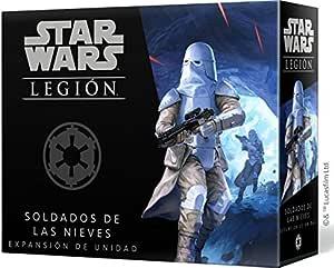 Fantasy Flight Games Star Wars Legion: Soldados de Las Nieves - Expansión Juego de Mesa (Castellano): Amazon.es: Juguetes y juegos