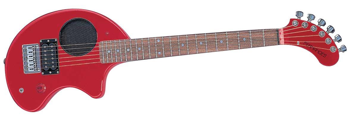 FERNANDES ZO-3 (RED)   B000TI7NAS