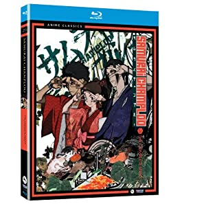 サムライチャンプルー Blu-ray BOX