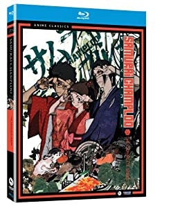 amazoncom samurai champloo the complete series bluray