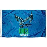 Houston Clear Lake Hawks Flag