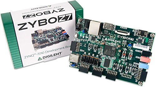 Digilent Zybo Z7: Zynq-7000 ARM/FPGA SoC Development Board (Zybo Z7-10)