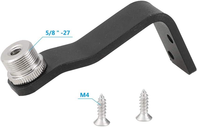ghdonat.com CAMVATE Microphone Screw Adapter 5/8 Male to 1/4 ...