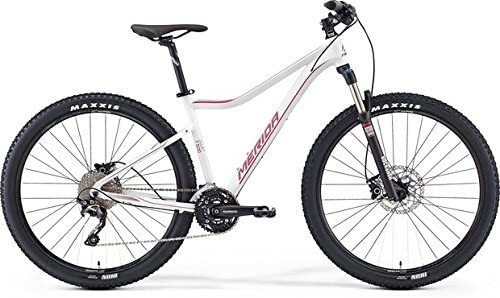 Merida Juliet 7.500 27, 5 pulgadas Mountain Bike Mujer Blanco/Rose ...