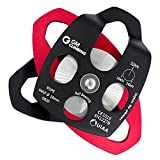 GM CLIMBING 32kN UIAA Certified Large Rescue Pulley