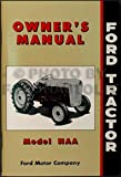 amazoncom    ford tractor model naa service