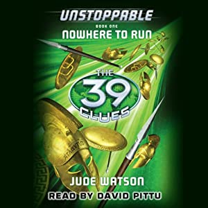 The 39 Clues: Unstoppable Audiobook