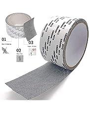 ACEBON Window Screen Repair Tape, Sterke Lijm & Waterdicht 2x80'' Goed voor het bedekken van gaten en tranen stevig, Screen Repair Kit Tape voor deur en raam scherm