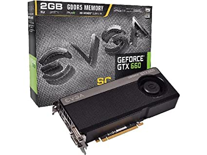 EVGA GTX 660 SUPERCLOCKED WINDOWS 7 DRIVERS DOWNLOAD