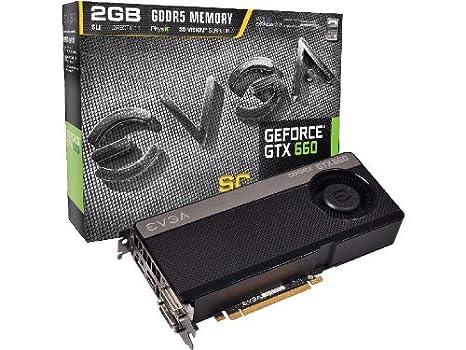 Amazon.com: EVGA GeForce GTX 660 Superclocked 2048 MB GDDR5 ...