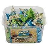 Macadamia Trio 36 Assorted Bite Size Packs (Maui Onion & Garlic, Mike Chocolate, and Dry Roasted Macadamias)