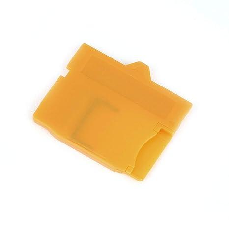 MXECO Amarillo 25 x 22 x 2 mm (L x W xH) 2pcs Micro SD ...