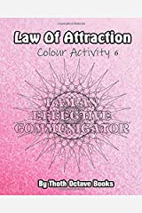 Law of Attraction: Colour Activity 6 Paperback
