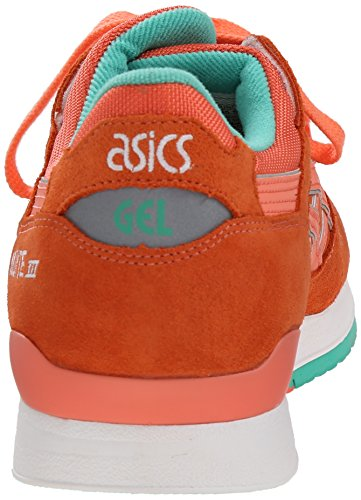 free shipping best prices Manchester cheap price Asics Girl's Gel-Lyte Iii Ankle-High Tennis Shoe Fresh Salmon/Fresh Salmon 1KqBAc