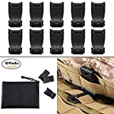 Best Clip Pouches - BOOSTEADY MOLLE Clips Tactical Strap Management Tool Web Review