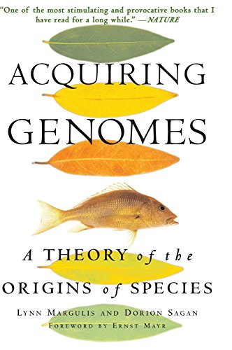 Acquiring Genomes: A Theory Of The Origin Of Species [Lynn Margulis - Dorion Sagan] (Tapa Blanda)