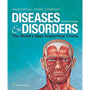 Diseases & Disorders: The World's Best Anatomical Charts (The World's Best Anatomical Chart Series)