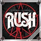Rush Wall Calendar