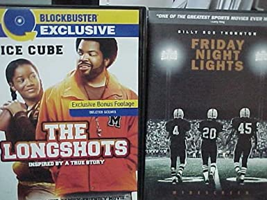 Amazon Com Friday Night Lights The Longshots Family Friendly