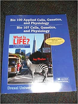 Book What Is Life?: A Guide to Biology with Physiology