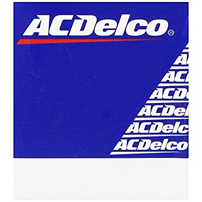 ACDelco 12F20L Professional Locking Fuel Tank Cap: Automotive